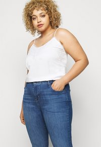 Levi's® Plus - 720 HIRISE SUPER SKINNY - Jeans Skinny Fit - eclipse craze plus - 3