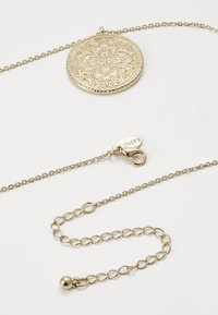 LIARS & LOVERS - COIN PENDANT - Necklace - gold-coloured - 1