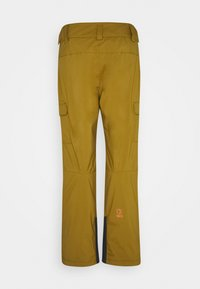 Helly Hansen - SWITCH INSULATED PANT - Skibukser - uniform green - 1