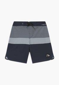 Quiksilver - HIGHLINE TIJUANA YOUTH - Swimming shorts - navy blazer - 0