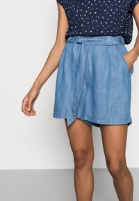 Esprit - Shorts - blue medium wash - 3