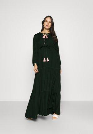 B FOR BOTANIST - Maxi dress - forest green