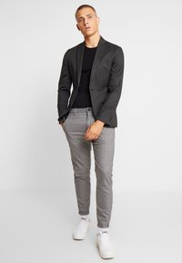 Topman - Suit jacket - dark grey - 1