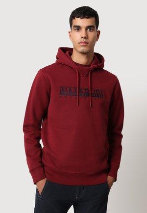 BERBER - Sweatshirt - vint amaranth