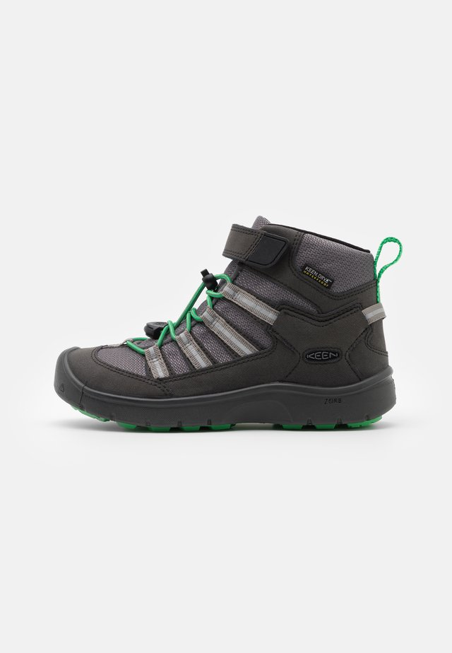 HIKEPORT 2 SPORT MID WP UNISEX - Outdoorschoenen - black/irish green