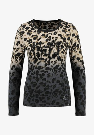WLS PRETTY - Long sleeved top - sand