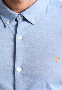 Farah - STEEN SLIM FIT - Shirt - seafront - 3