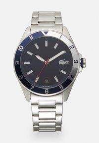 Lacoste - TIEBRAKER - Watch - silver/blue - 0