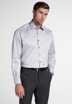 COMFORT FIT - Formal shirt - silbergrau