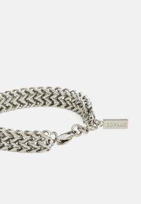 Replay - BRACELET UNISEX - Rannekoru - silver-coloured - 1