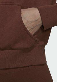 adidas Originals - Sudadera con cremallera - brown - 6