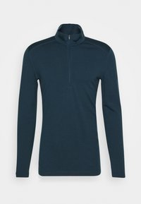 Icebreaker - MENS 260 TECH HALF ZIP - Jumper - nightfall - 4