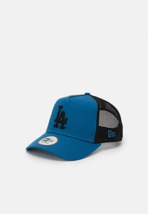 LEAGUE ESSENTIAL  UNISEX TRUCKER - Kšiltovka - blue