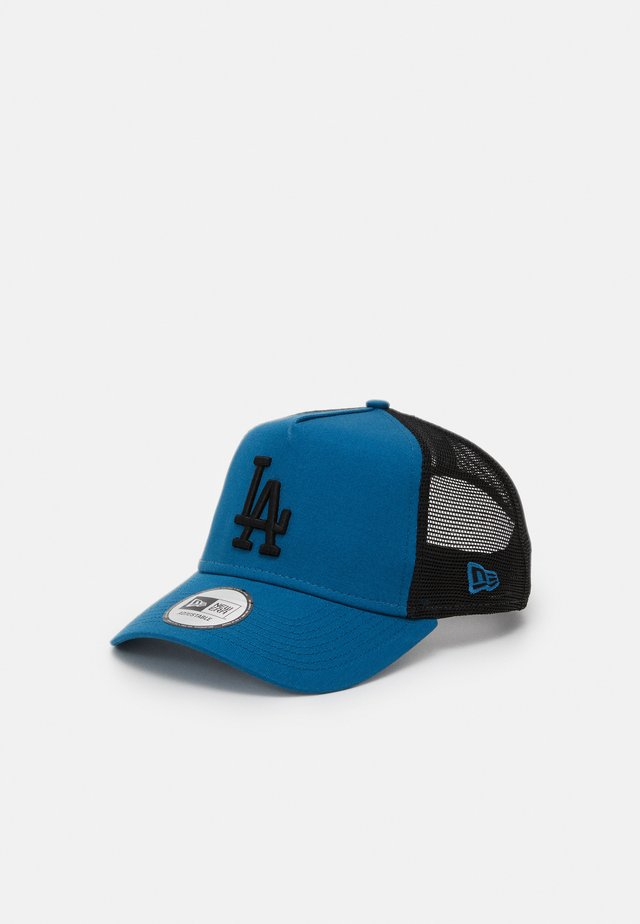LEAGUE ESSENTIAL  UNISEX TRUCKER - Cappellino - blue