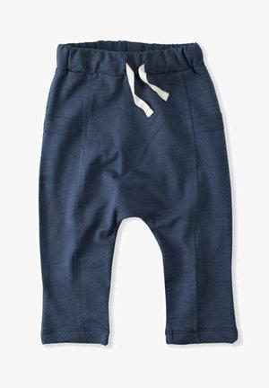 SHALWAR - Tracksuit bottoms - dark blue
