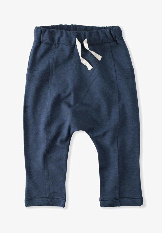 SHALWAR - Pantaloni sportivi - dark blue