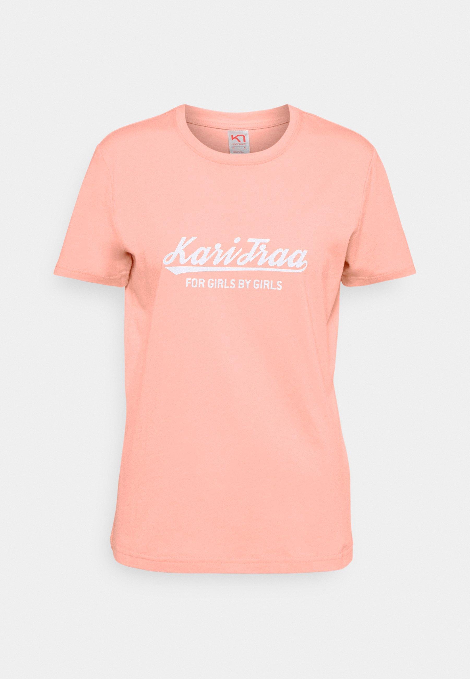 Femme MØLSTER TEE - T-shirt imprimé