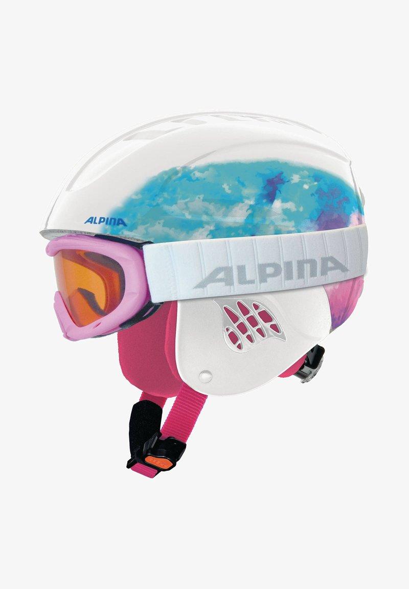 Alpina - CARAT - Helmet - weiss