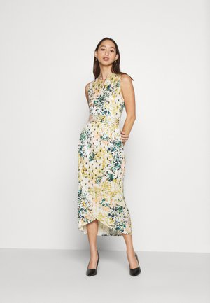 SLEEVELESS ZSA ZSA DRESS - Maxi-jurk - green multi