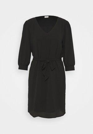 JDYAMANDA 3/4 DRESS - Day dress - black