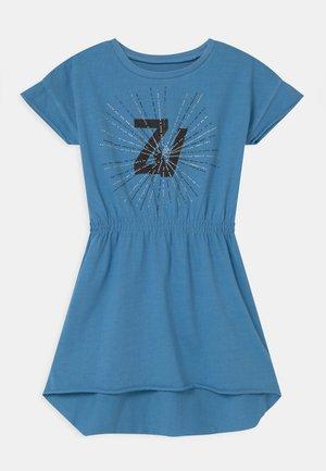 Jersey dress - bleu marin