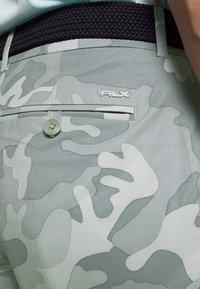 Polo Ralph Lauren Golf - GOLF ATHLETIC SHORT - Korte sportsbukser - grey - 5