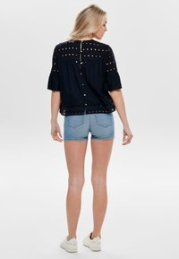 ONLY - ONLIRINA ANGLAISE - Blouse - insignia blue - 2