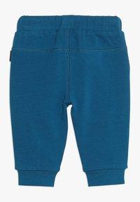Noppies - PANTS SLIM ALCOA BABY - Trousers - seaport - 1