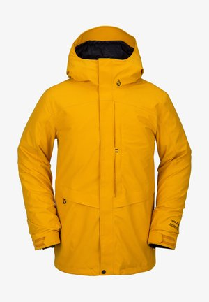 TDS 2L GORE-TEX - Snowboard jacket - resin gold