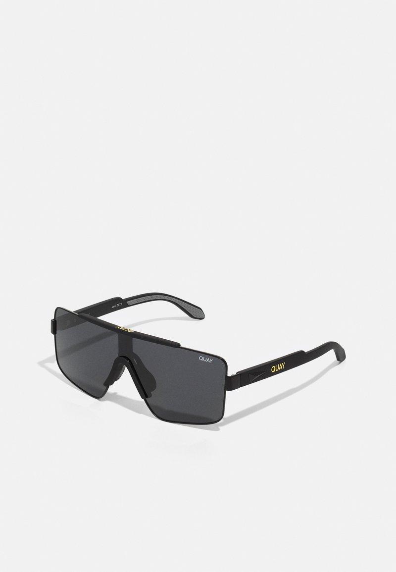 QUAY AUSTRALIA - RIMLESS SHIELD - Sunglasses - black