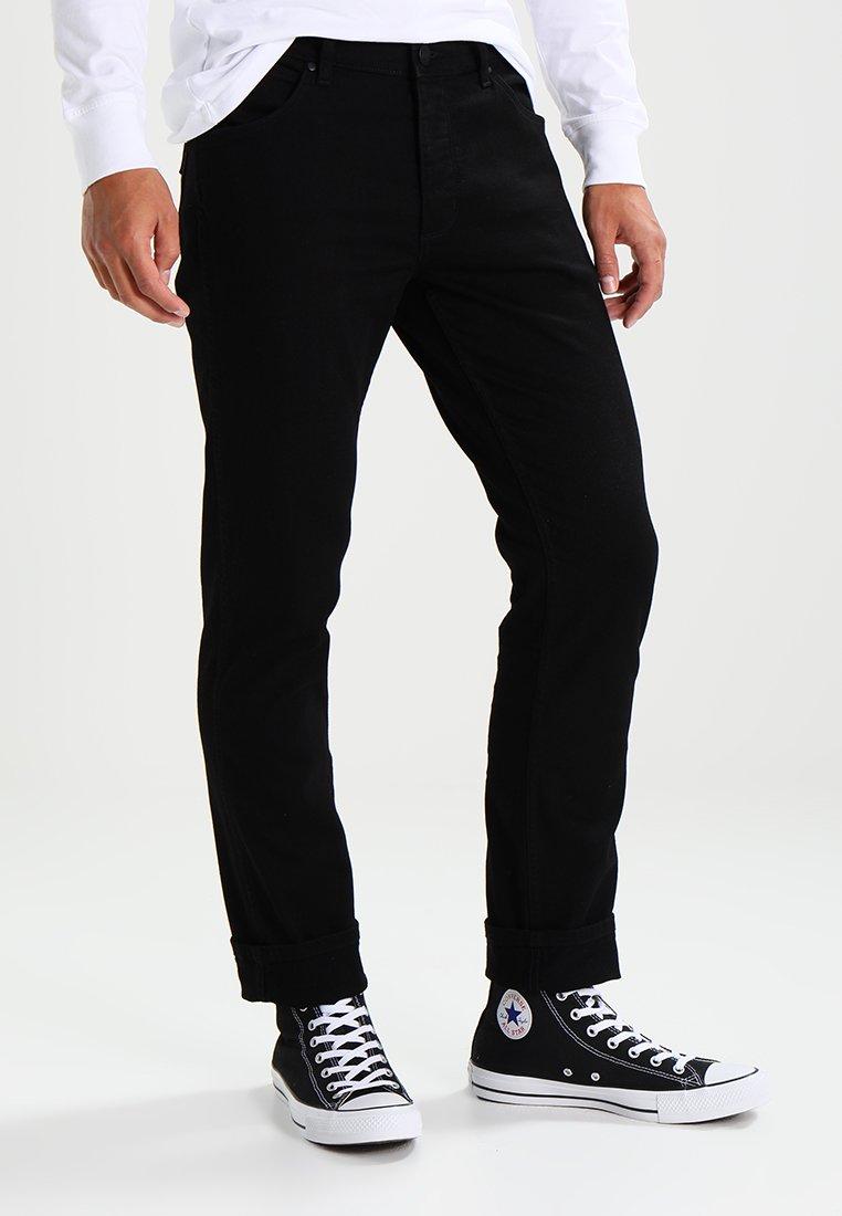 Wrangler - GREENSBORO - Straight leg jeans - black