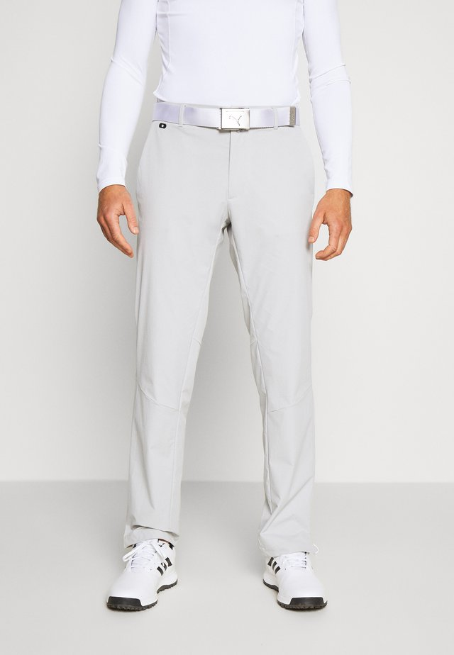 CROSBY - Trousers - pearl grey