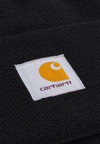 Carhartt WIP - WATCH HAT UNISEX - Beanie - black - 3