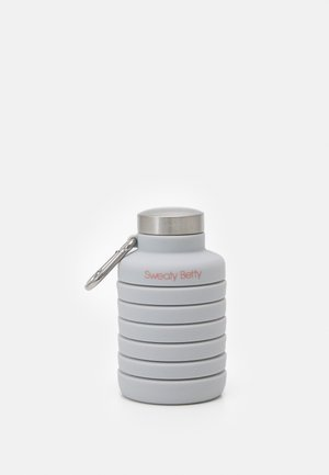THE EXPAND WATER BOTTLE - Fitness / Yoga - cloud grey