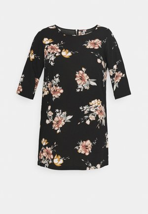 CARLUXCILLE TUNIC DRESS - Day dress - black