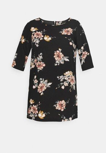 CARLUXCILLE TUNIC DRESS - Kjole - black