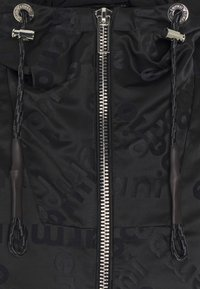 Emporio Armani - BLOUSON JACKET - Summer jacket - black - 7