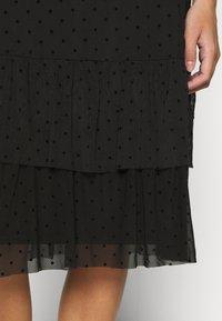 Even&Odd - A-line skirt - black - 4