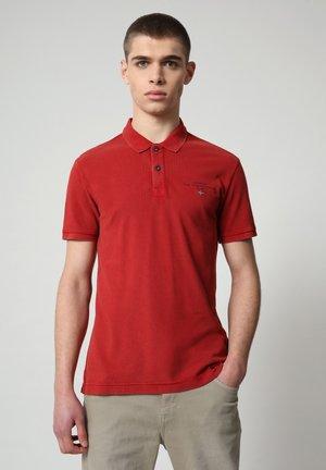 ELBAS - Koszulka polo - old red
