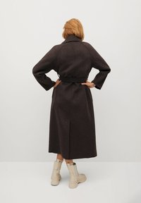 Mango - MARLON - Classic coat - mittelbraun - 1