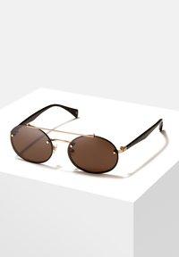 Y's - Sunglasses - gold - 1