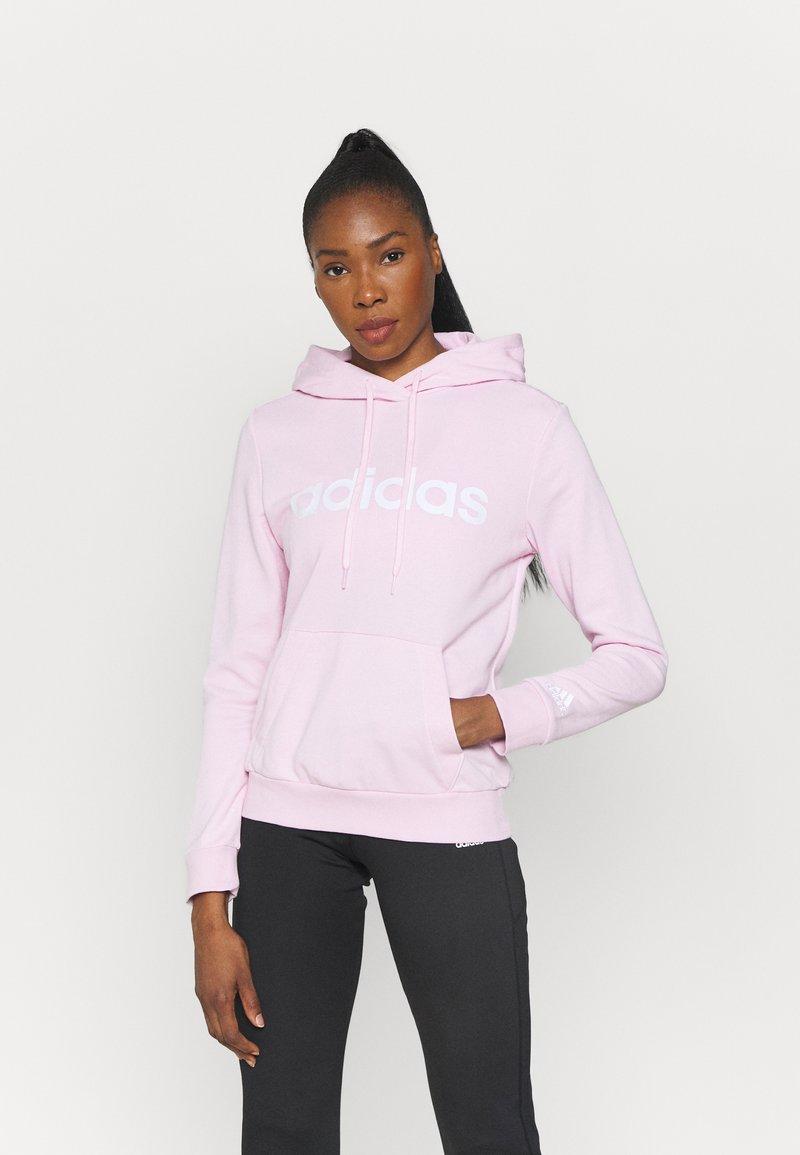 adidas Performance - Sweat à capuche - pink