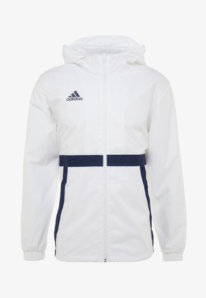 TAN - Training jacket - white