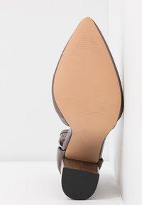 Even&Odd - High heels - gunmetal - 6