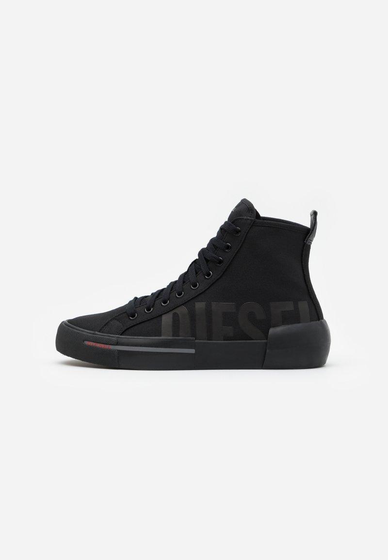 Diesel - DESE S-DESE MID CUT - Sneakersy wysokie - black