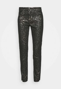Mos Mosh - SUMNER ANIMAL COATED  - Jeans Skinny Fit - gold - 4