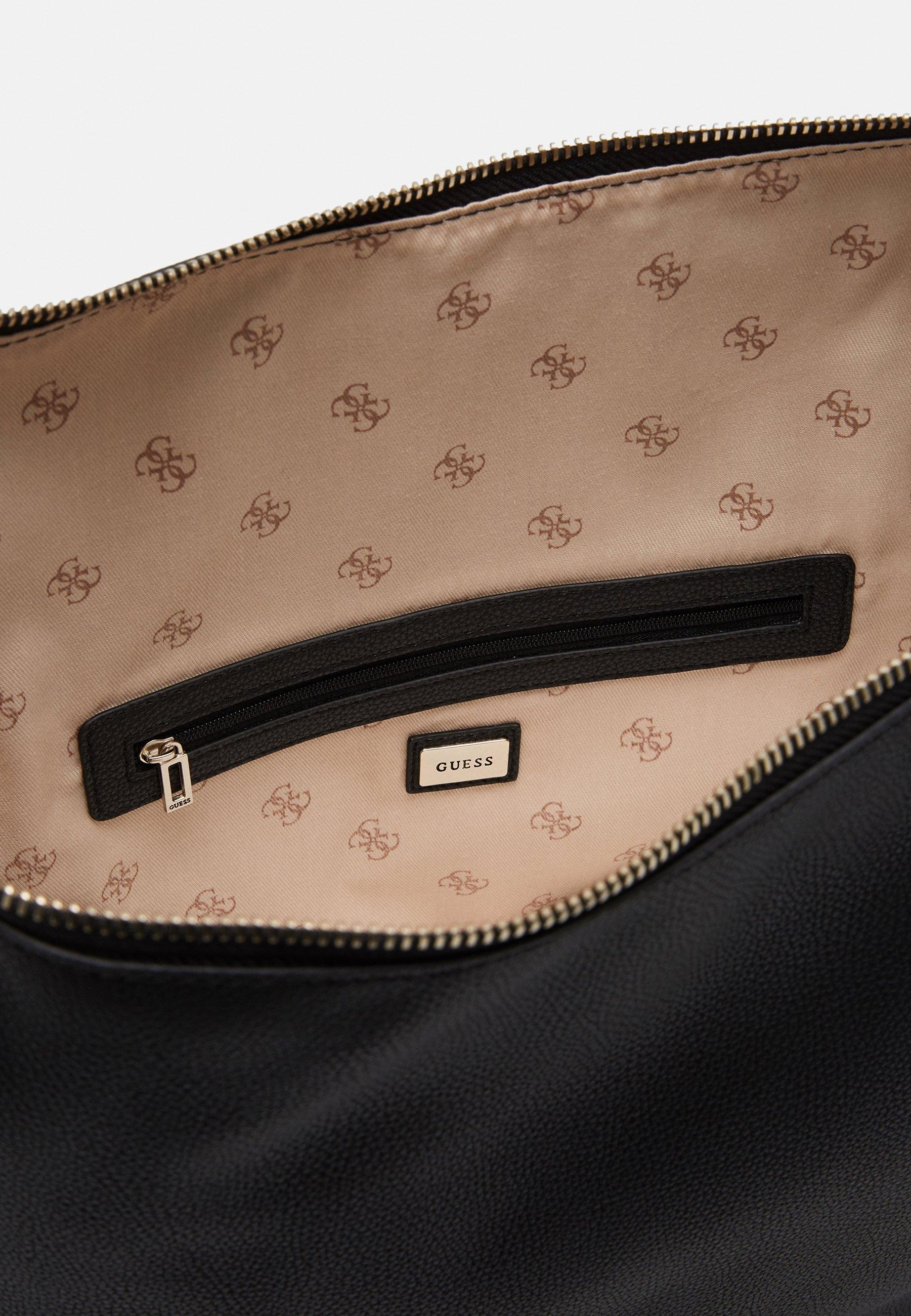 Guess Chain Large Hobo - Shopping Bag Black/schwarz