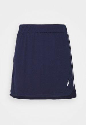 COURT SKORT - Sports skirt - peacoat