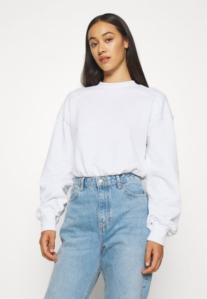 BODY - Sweatshirt - white