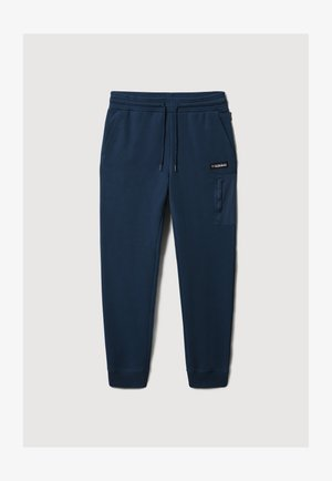 MAMIX - Tracksuit bottoms - blue french